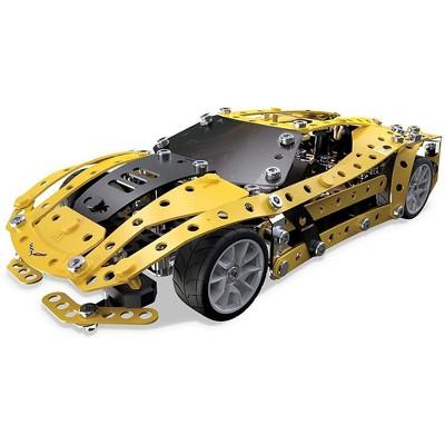 Spin Master Erector by Meccano Chevrolet Corvette Model Building Kit