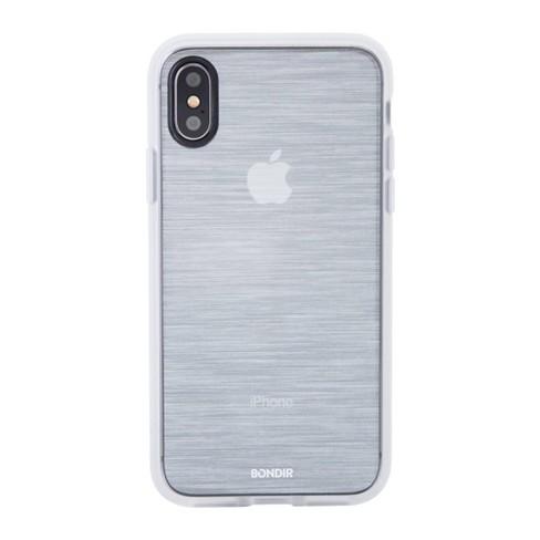 pretty nice 3fc82 340a7 Bondir Apple iPhone XS Max Clear Coat Case - Mist