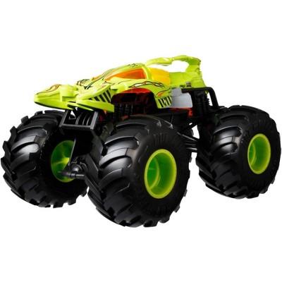 Hot Wheels Monster Trucks Scorpedo - 1:24 Scale Vehicle