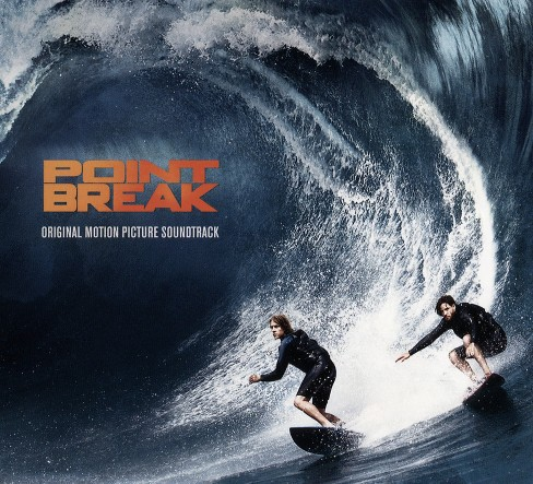 Various - Point break (Ost) (CD) - image 1 of 1