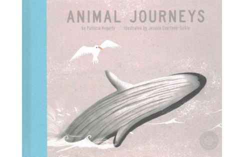 Animal Journeys (Hardcover) (Patricia Hegarty) - image 1 of 1