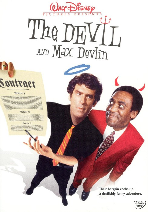 The Devil and Max Devlin (dvd_video) - image 1 of 1