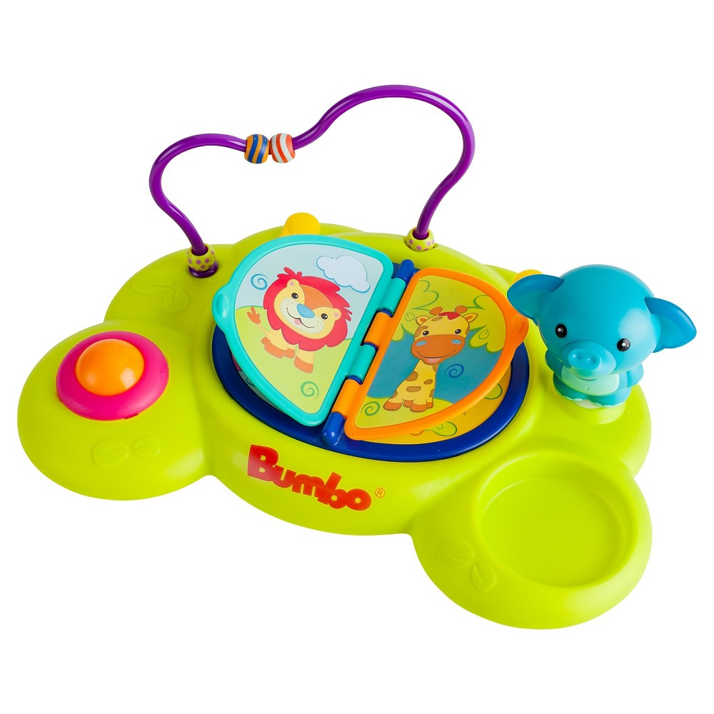 Image of Bumbo Playtop Safari Suction Tray