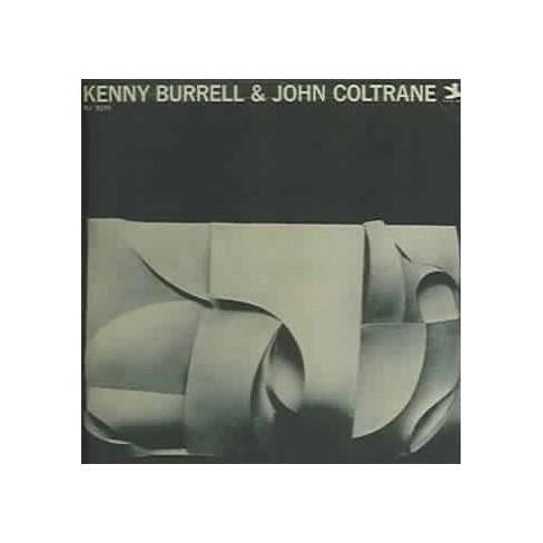 John Coltrane - Kenny Burrell & John Coltrane (CD) - image 1 of 1