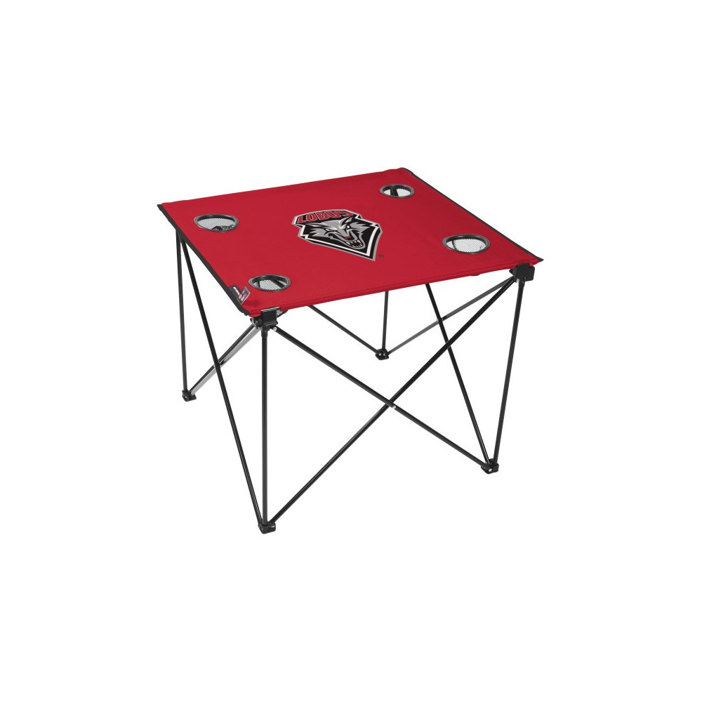 NCAA New Mexico Lobos Rawlings Deluxe TLG8 Table