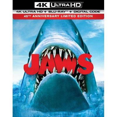Jaws 45th Anniversary Edition (4K/UHD)