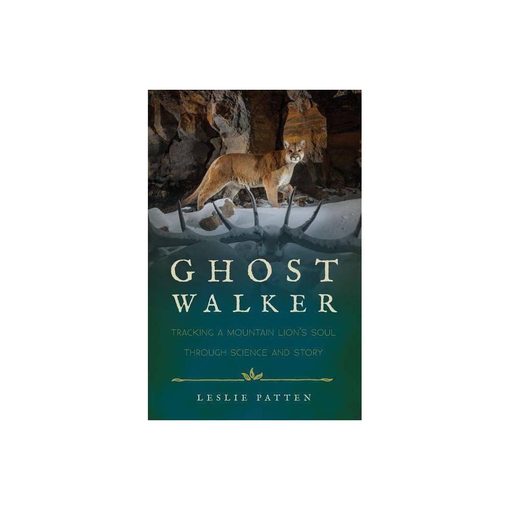 Ghostwalker By Leslie Patten Paperback