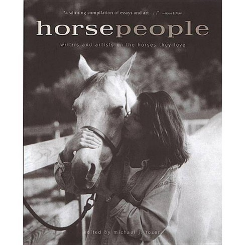 Horse People - by  Michael J Rosen (Paperback) - image 1 of 1
