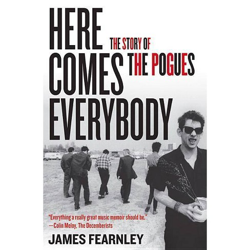 Here Comes Everybody - by  James Fearnley (Paperback) - image 1 of 1