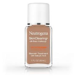 Neutrogena Skin Clearing Liquid Makeup - 135 Chestnut - 1 fl oz