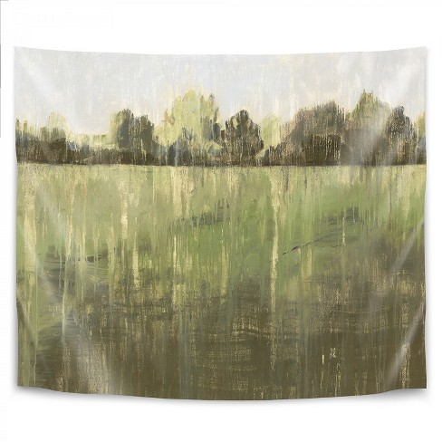 Americanflat Green Field Iii By Pi Creative Art 68 X80 Wall Tapestry Target