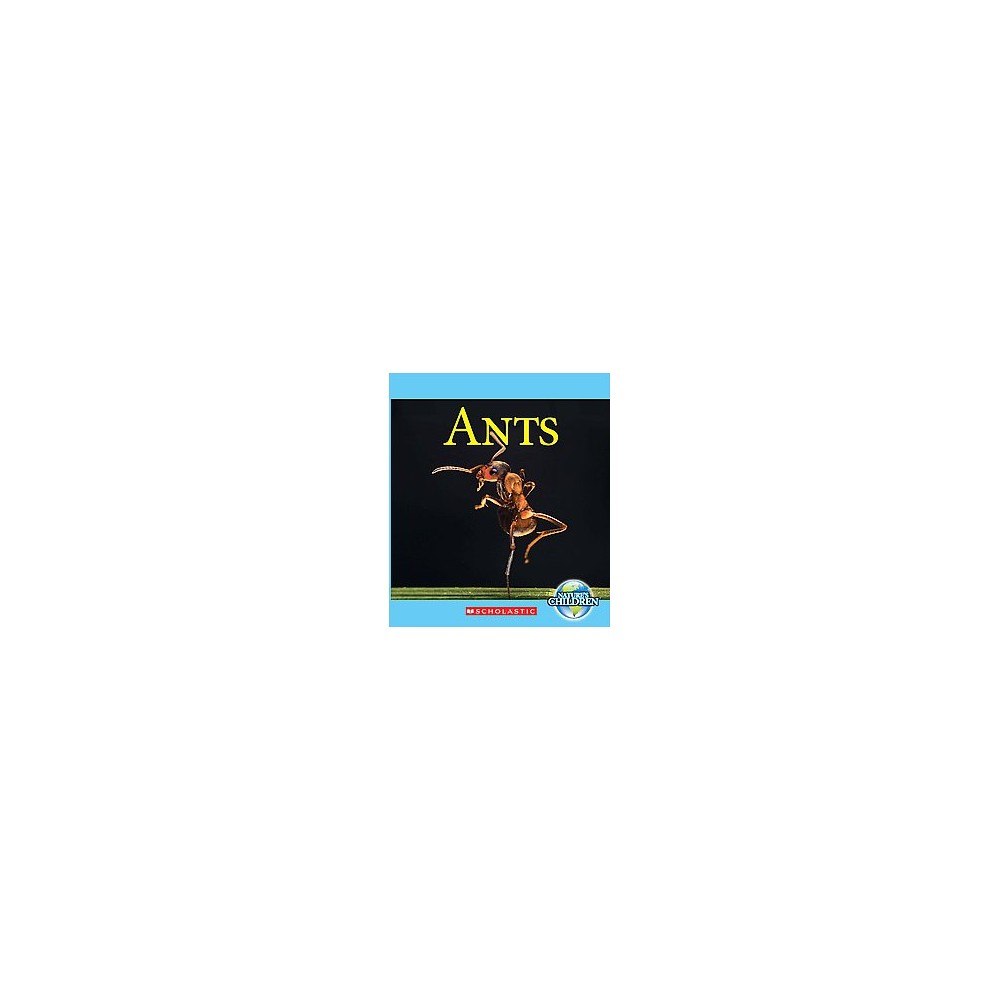 Ants (Paperback) (Josh Gregory)