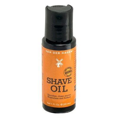Van Der Hagen Shave Oil - 1 fl oz