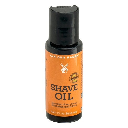 Van Der Hagen Shave Oil - 1 fl oz - image 1 of 2
