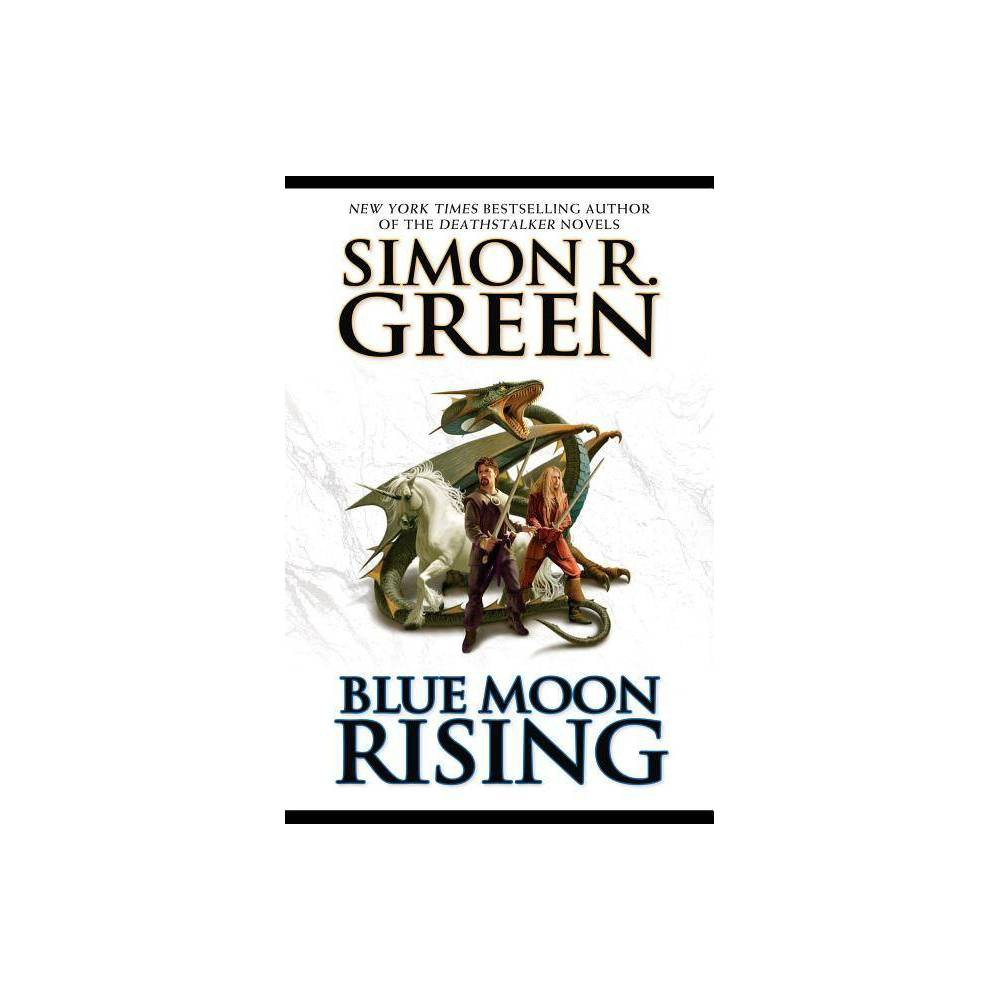 Blue Moon Rising Forest Kingdom By Simon R Green Paperback
