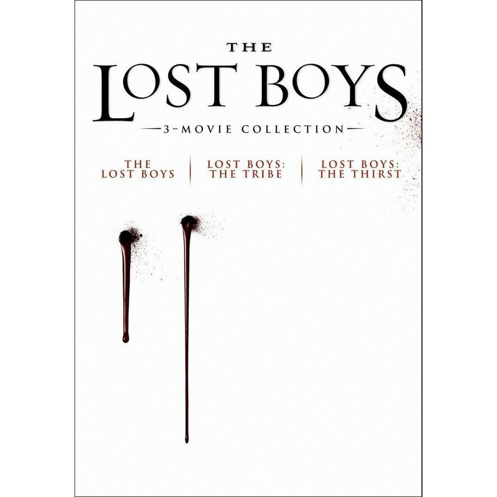 Lost Boys Collection (Dvd)