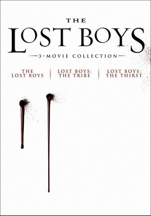 Lost boys collection (DVD) - image 1 of 1