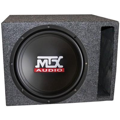 "MTX TN12-04 12"" 400 Watt  Car Audio Bass Subwoofer + Vented Ported Box Enclosure"