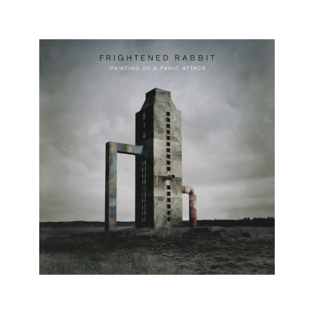 Frightened Rabbit - Painting Of A Panic Attack (CD)
