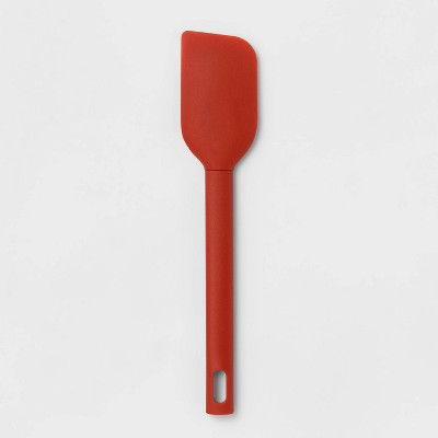 Silicone Kitchen Spatula Red - Room Essentials™