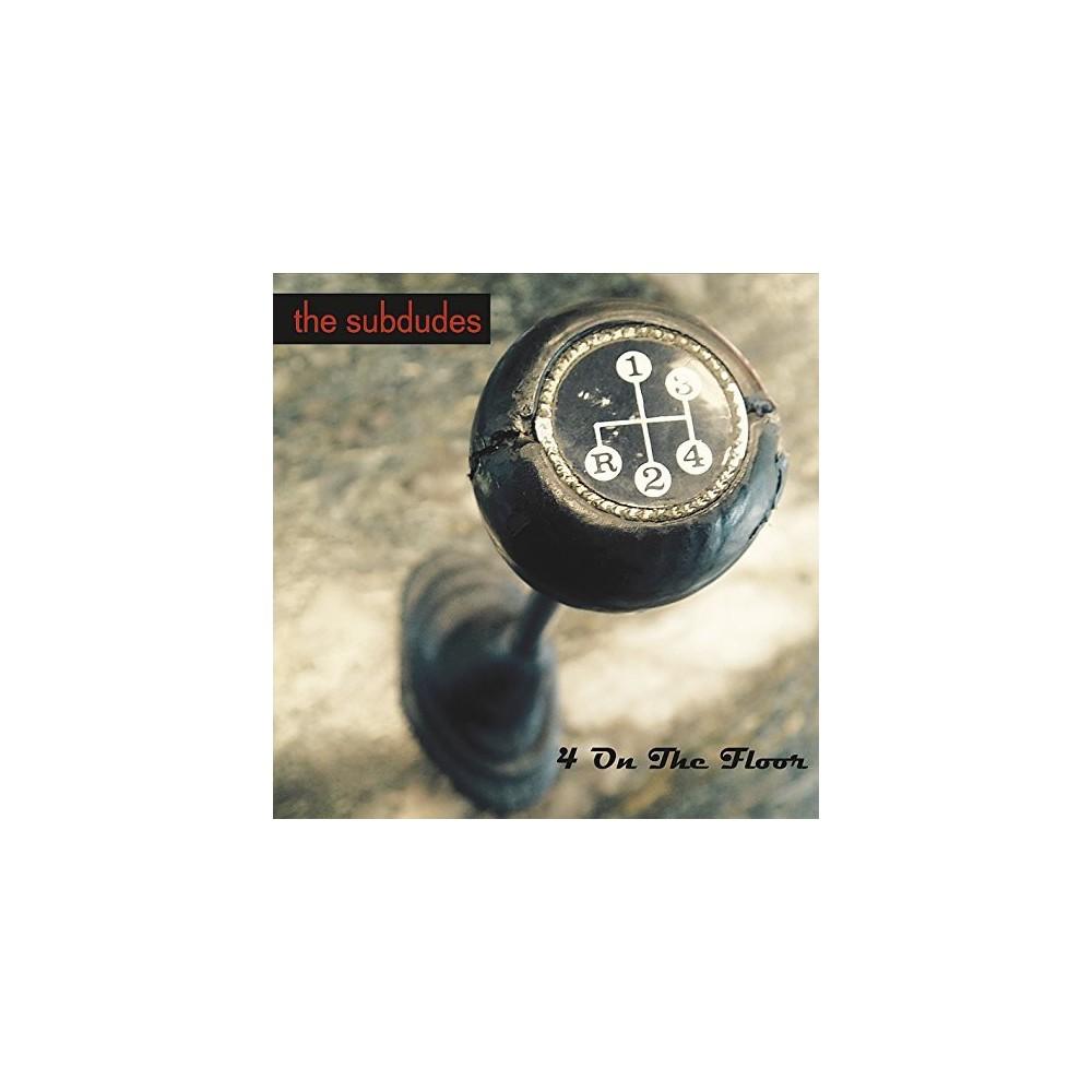 Subdudes - 4 On The Floor (CD)