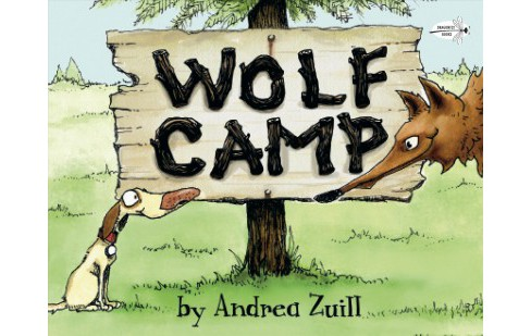Wolf Camp -  Reprint by Andrea Zuill (Paperback) - image 1 of 1