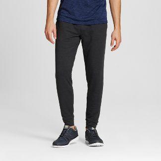 Men's Soft Touch Jogger Pants - C9 Champion® Black Heather S