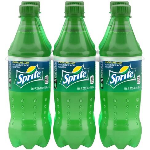 Sprite - 6pk/16.9 fl oz Bottles - image 1 of 4