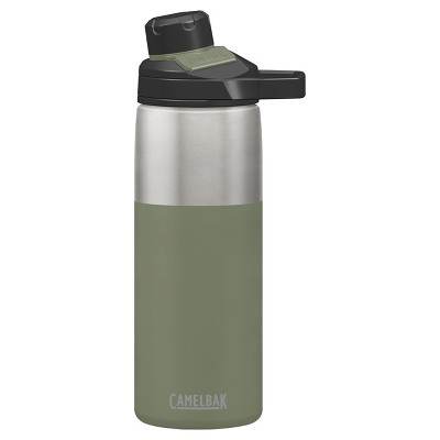 CamelBak Chute Mag 20oz Vacuum Insulated Stainless Steel Water Bottle - Olive