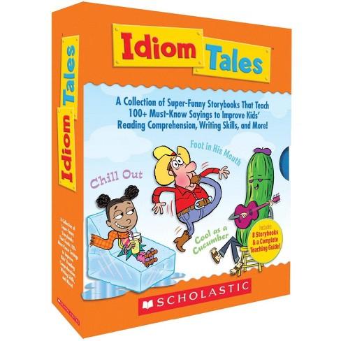 Scholastic Idiom Tales - image 1 of 1