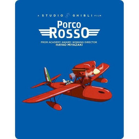 Porco Rosso (Limited Edition Steelbook)(Blu-ray + DVD + Digital) - image 1 of 1