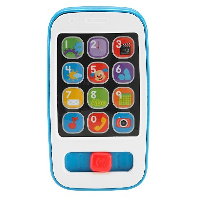 Fisher-Price Laugh and Learn Smart Phone - Blue