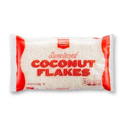Coconut Flakes - 14oz - Market Pantry™ - image 1 of 1