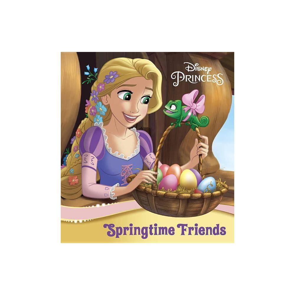 Springtime Friends Disney Princess Board Book