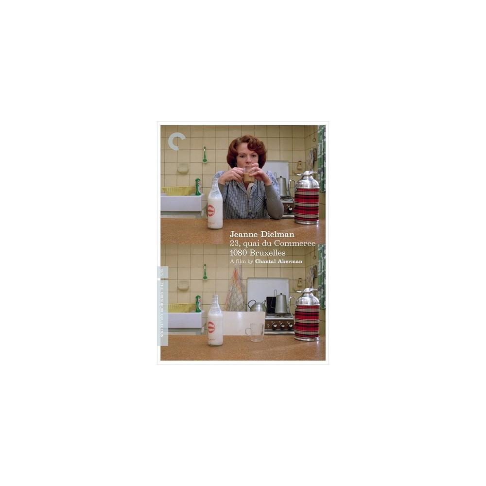 Jeanne Dielman 23 Quai Du Commerce 10 (Dvd)