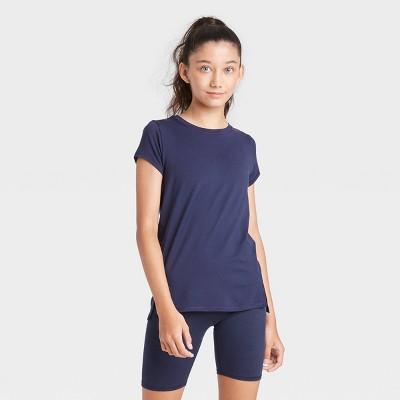 Girls' Short Sleeve Performance T-Shirt - All in Motion™