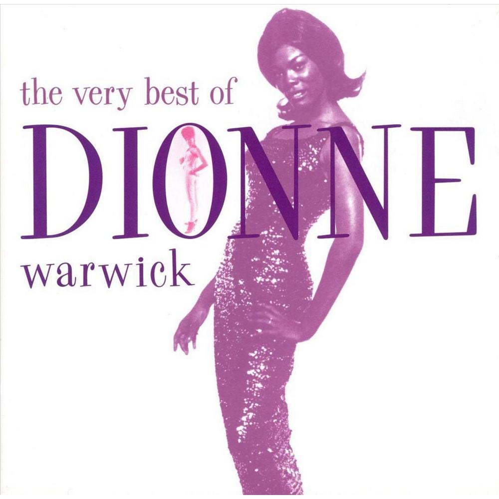 Dionne Warwick - The Very Best of Dionne Warwick (Rhino) (CD)