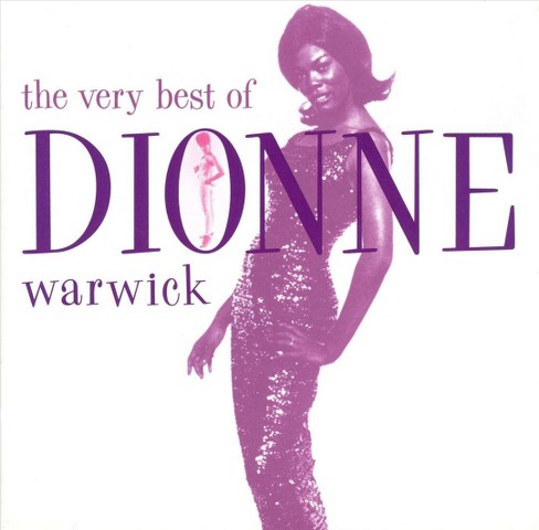 Dionne Warwick - The Very Best of Dionne Warwick (Rhino) (CD) - image 1 of 1