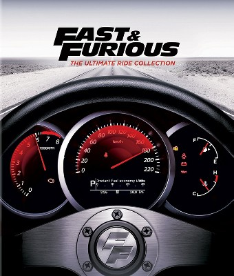 Fast & Furious Ultimate Ride Collection (DVD)