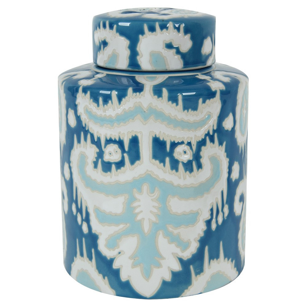 "Image of ""A&B Home Decorative Vase - Blue(7.6"""")"""