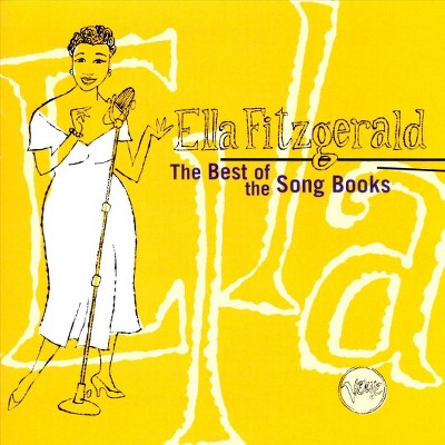Ella Fitzgerald - The Best of the Songbooks (CD)