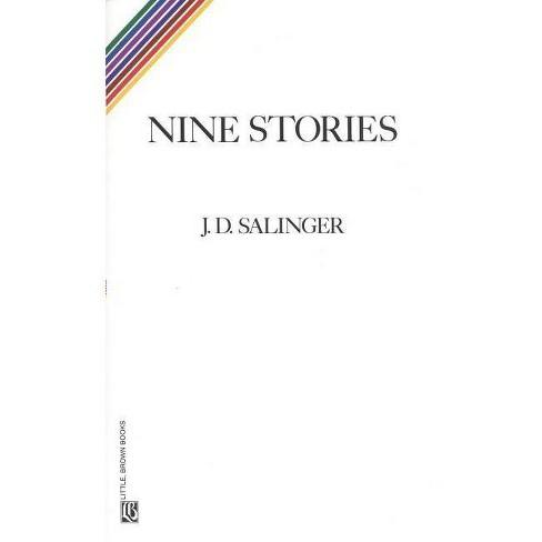 Nine Stories - by  J D Salinger (Paperback) - image 1 of 1