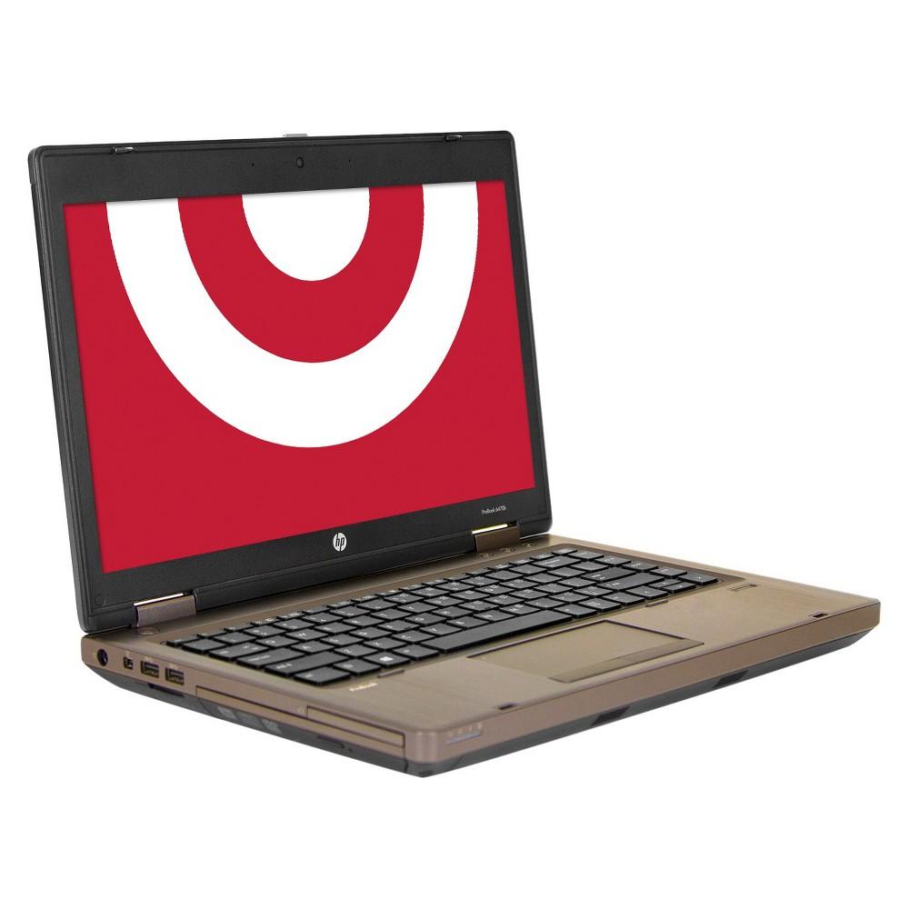 HP Pre-Owned/Certified Probook 6470B Core i5-2.6 3RD Gen Processor Laptop - Silver (TT5-0013), Light Silver
