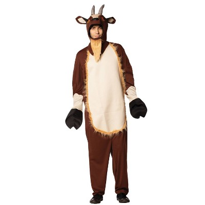 Adult Goat Halloween Costume One Size