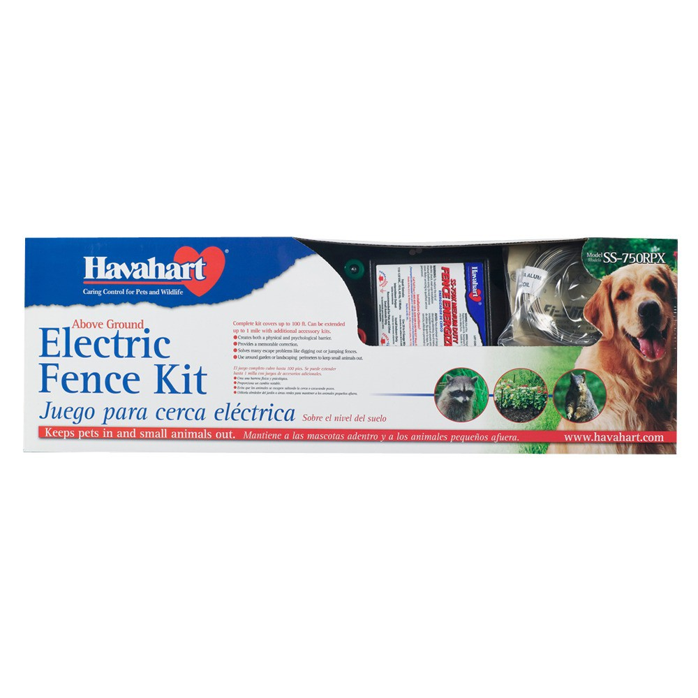 Image of Above Ground Electric Pet Fence Kit - Havahart
