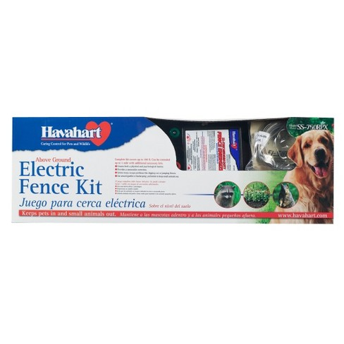 Above Ground Electric Pet Fence Kit - Havahart - image 1 of 1