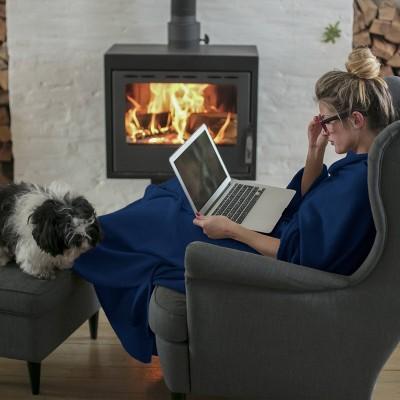 """2pk 60""""x50"""" Fleece Throw Blanket - Yorkshire Home : Target"""