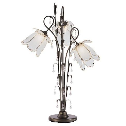 "OK Lighting 40""H Antique Bronze Table Lamp - image 1 of 1"