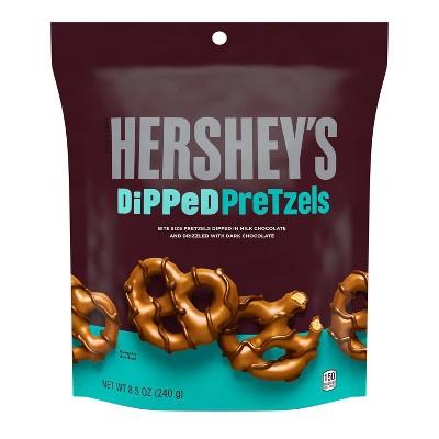 Hershey's Dipped Pretzels - 8.5oz