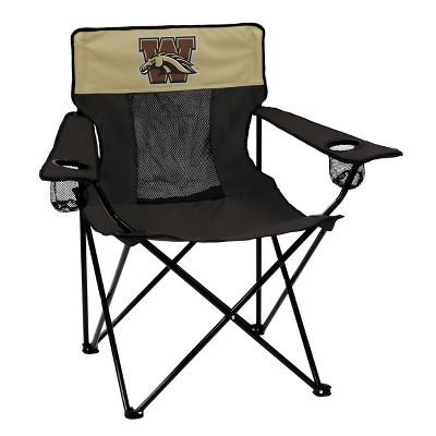 NCAA Western Michigan Broncos Elite Outdoor Portable Chair